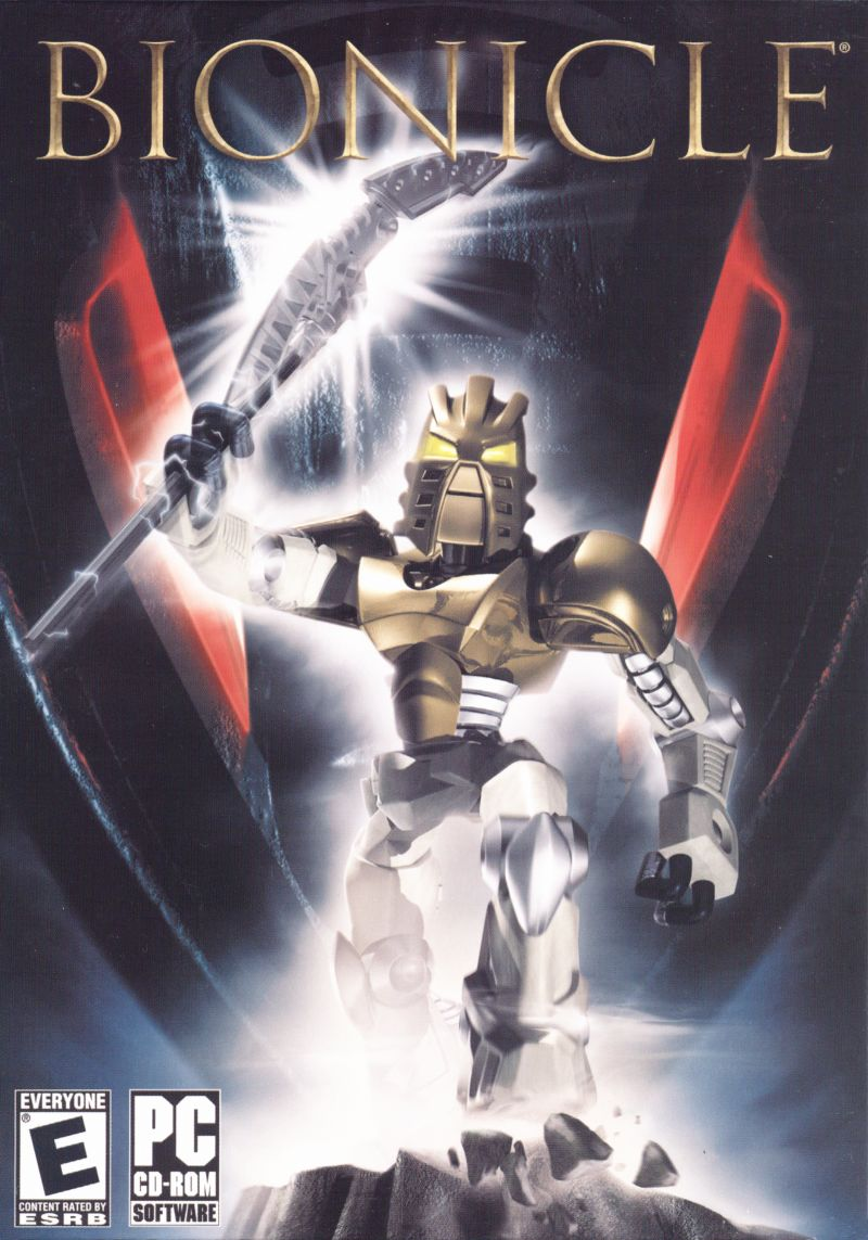 Bionicle Windows Front Cover