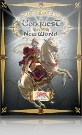 Conquest of the New World (Deluxe Edition) Windows Front Cover