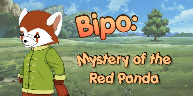 Bipo: Mystery of the Red Panda Windows Front Cover