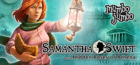Samantha Swift and the Hidden Roses of Athena Windows Front Cover