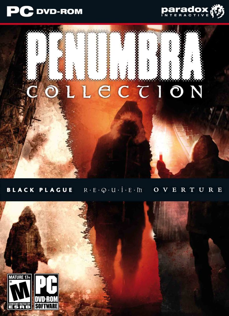 Penumbra Collection Windows Front Cover