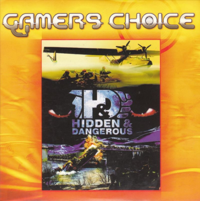 Gamers Choice Windows Other Hidden & Dangerous - Sleeve Front