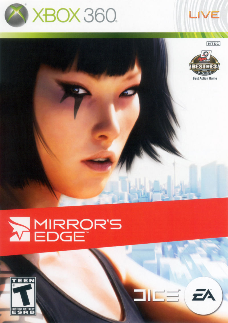 [GOD] Mirror's Edge [NTSC/U/ENG][Dashboard 2.0.13599.0] [NTSC / ENG]