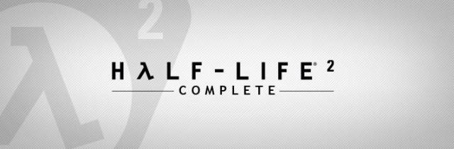 Half-Life 2 Complete Windows Front Cover