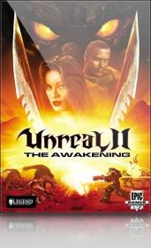 Unreal II: The Awakening (Special Edition) Windows Front Cover