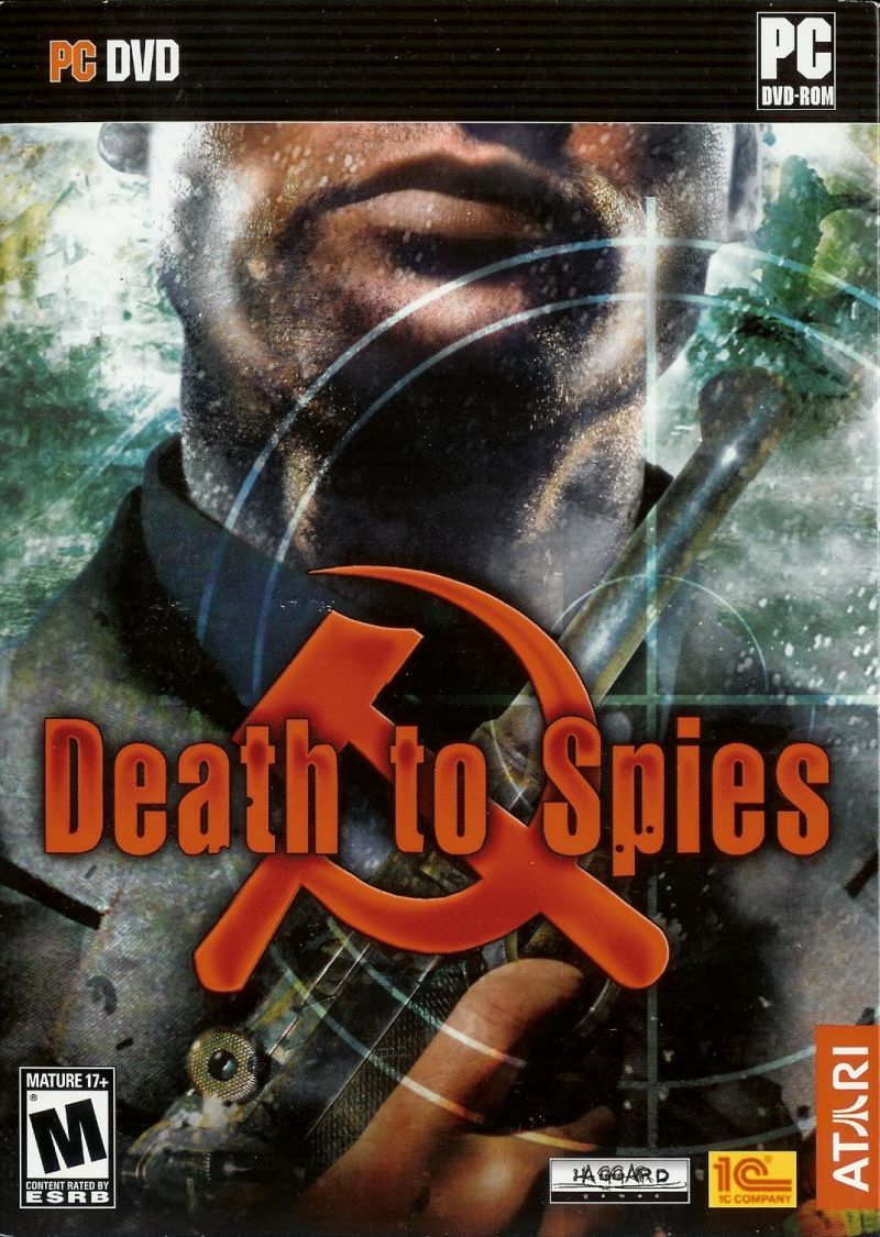 Death to Spies Windows Front Cover
