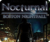 Nocturnal: Boston Nightfall Macintosh Front Cover