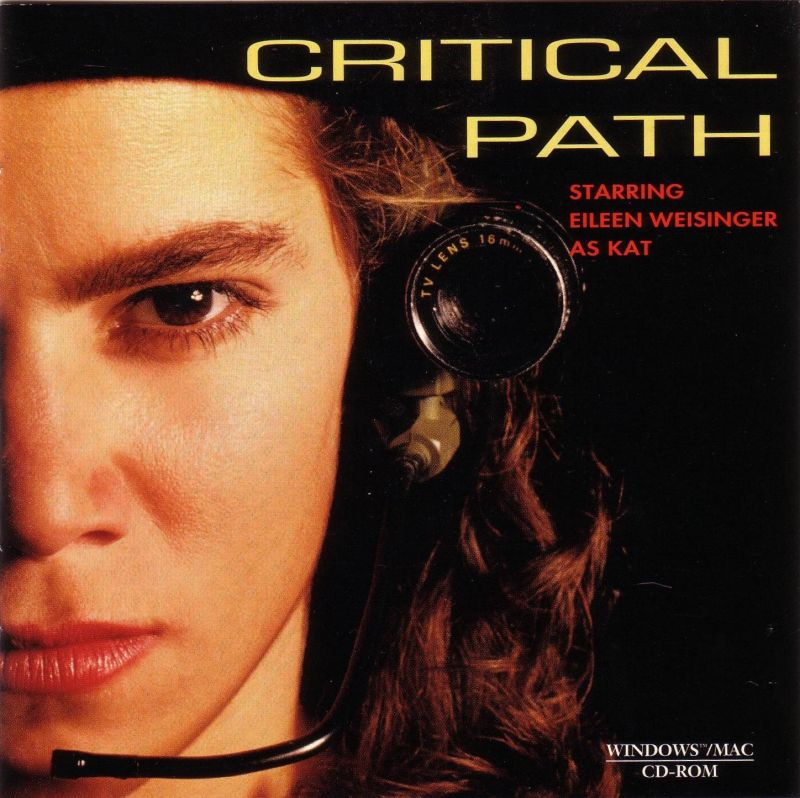 Critical Path Macintosh Front Cover