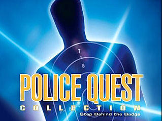 Police Quest Collection Windows Front Cover