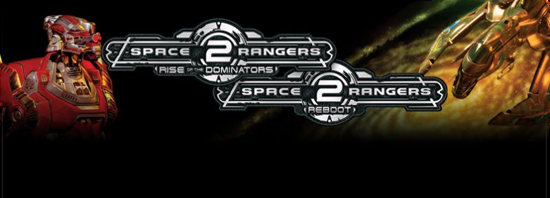 Space Rangers 2 Complete Windows Front Cover