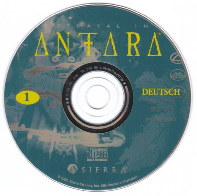 Betrayal in Antara Windows Media Disc 1/3