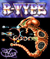 R-Type J2ME Front Cover