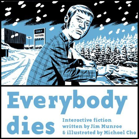 Everybody Dies Browser Front Cover