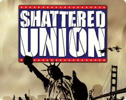 Shattered Union Windows Front Cover