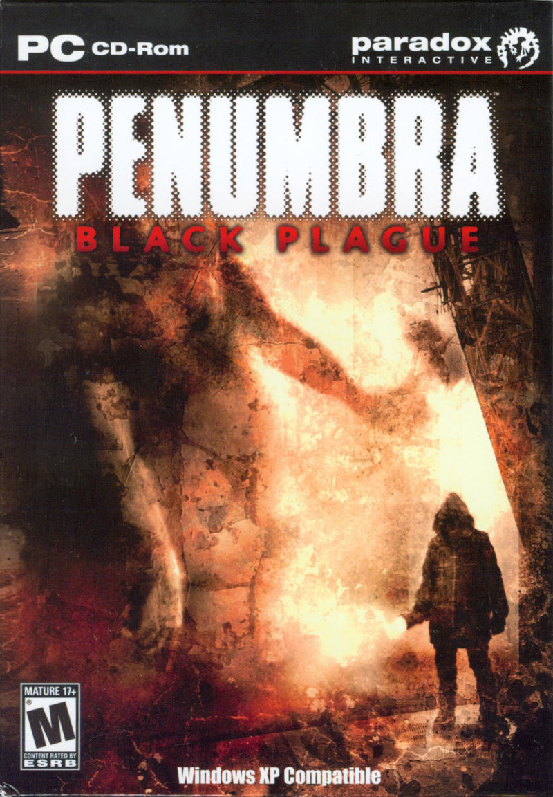 Penumbra: Black Plague Windows Front Cover