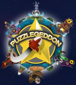 Puzzlegeddon Windows Front Cover