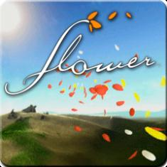 Flower PlayStation 3 Front Cover