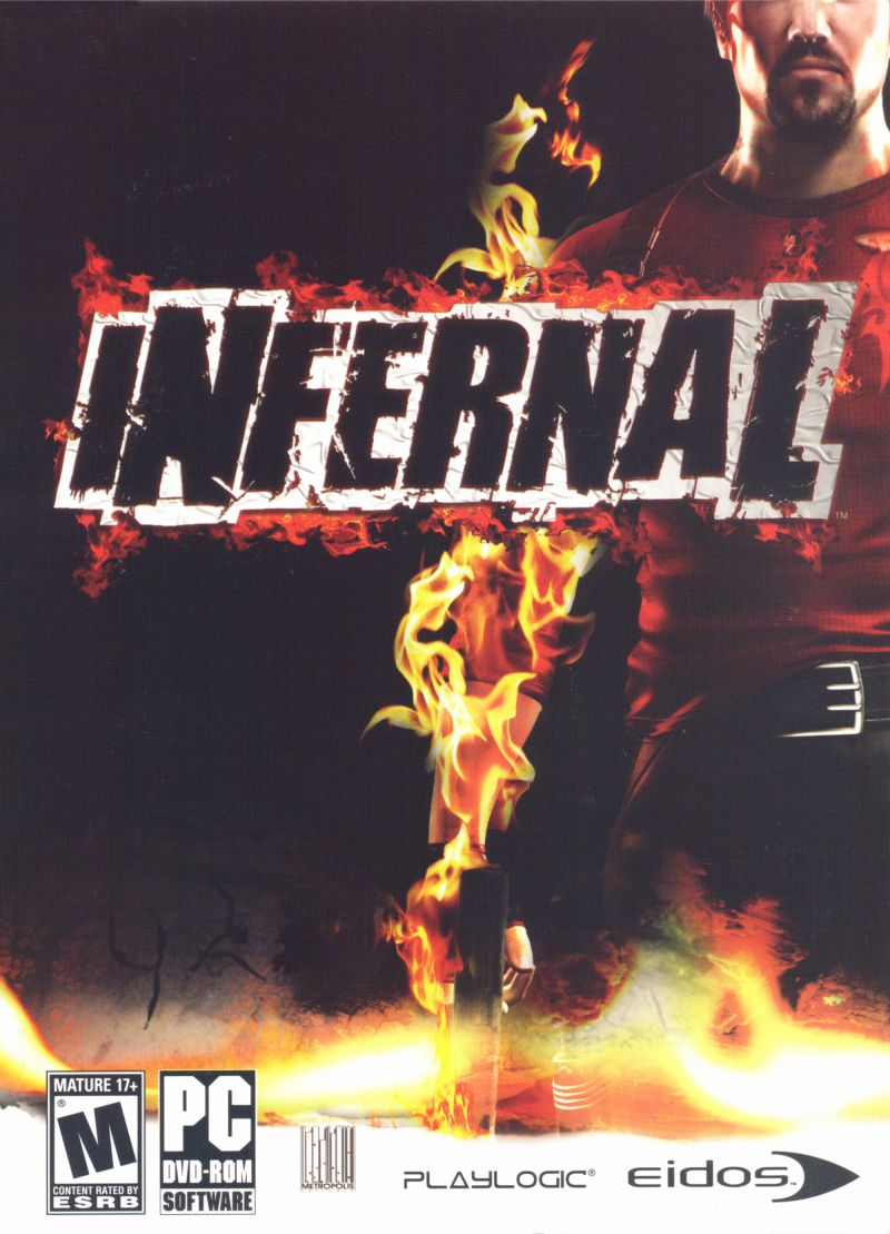Infernal Windows Front Cover