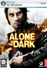Alone in the Dark (Online Limited Edition) Windows Front Cover