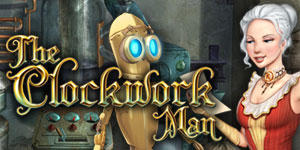 The Clockwork Man Linux Front Cover