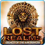 Lost Realms: Legacy of the Sun Princess Windows Front Cover