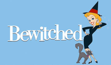 Bewitched Windows Front Cover