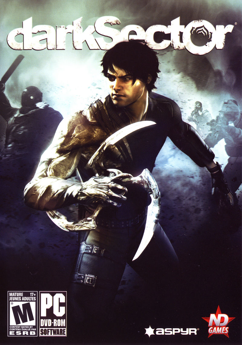 Dark Sector Windows Front Cover