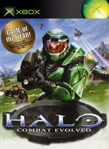 Halo: Combat Evolved Xbox 360 Front Cover