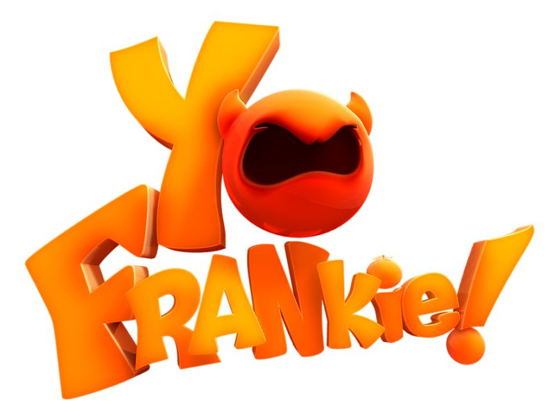 Yo Frankie! Linux Front Cover