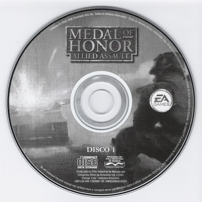 Medal of Honor: Allied Assault Windows Media