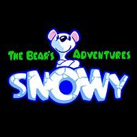 Snowy: The Bear's Adventures Macintosh Front Cover