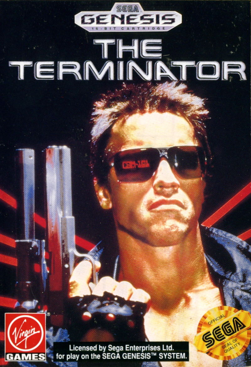 The Terminator Genesis Front Cover