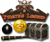 A Pirate's Legend  Windows Front Cover