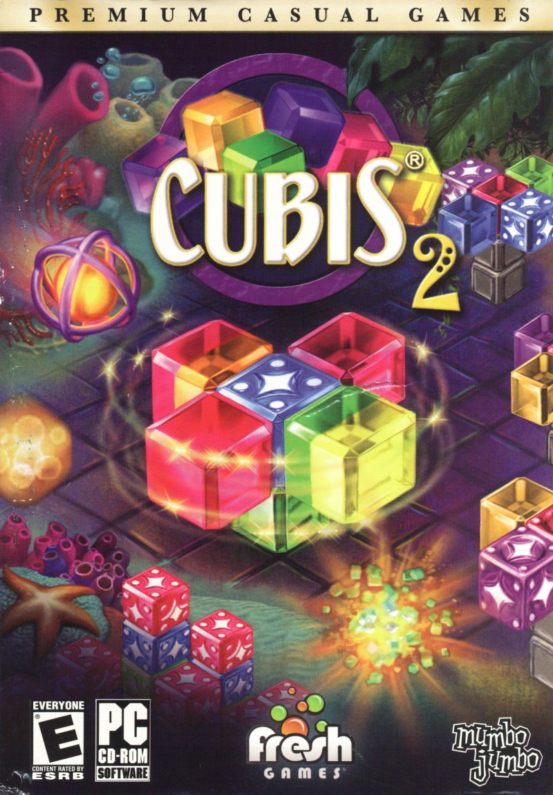 Cubis 2 Windows Front Cover