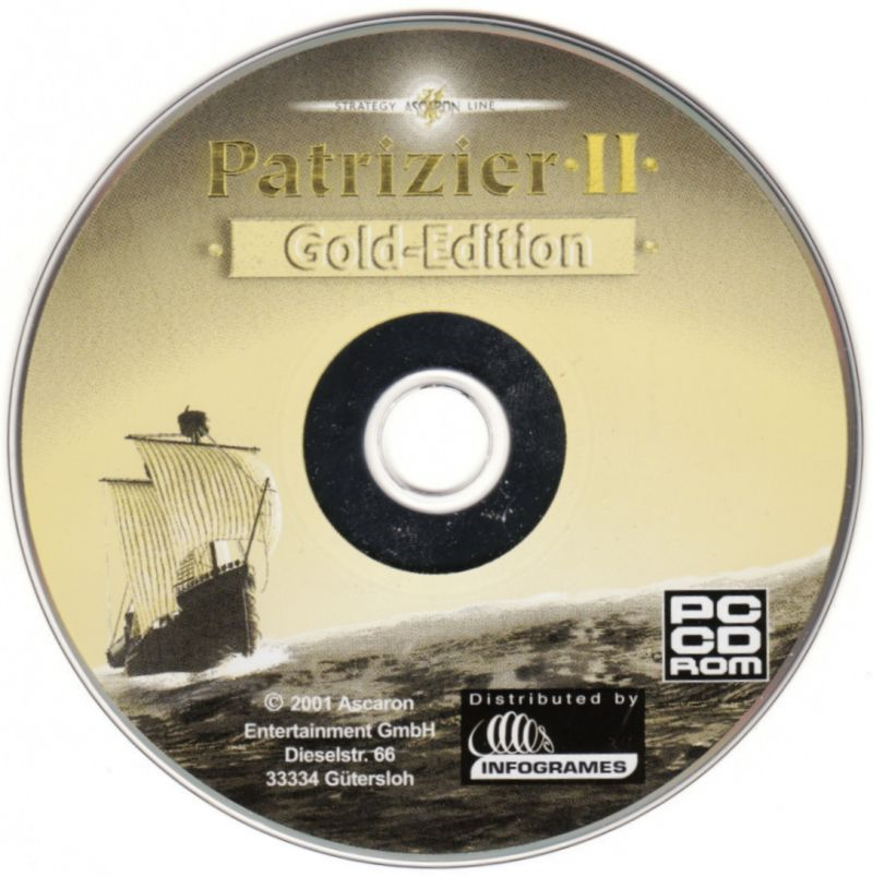 Patrizier II (Gold Edition) Windows Media