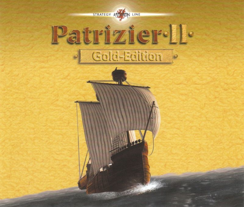 Patrizier II (Gold Edition) Windows Other Jewel Case - Back