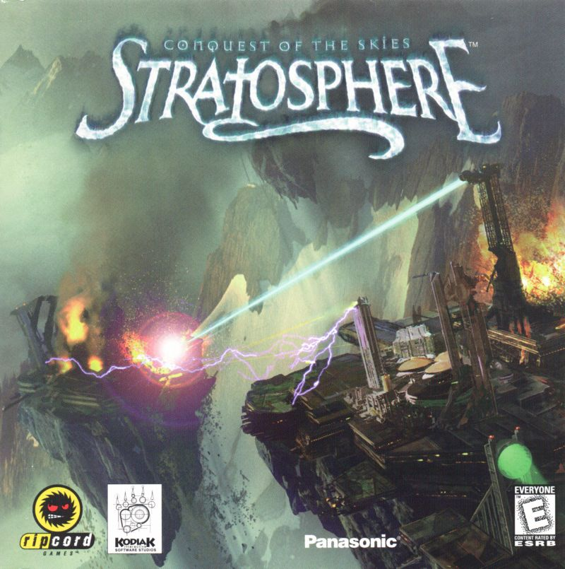 Stratosphere: Conquest of the Skies Windows Other Jewel Case - Front