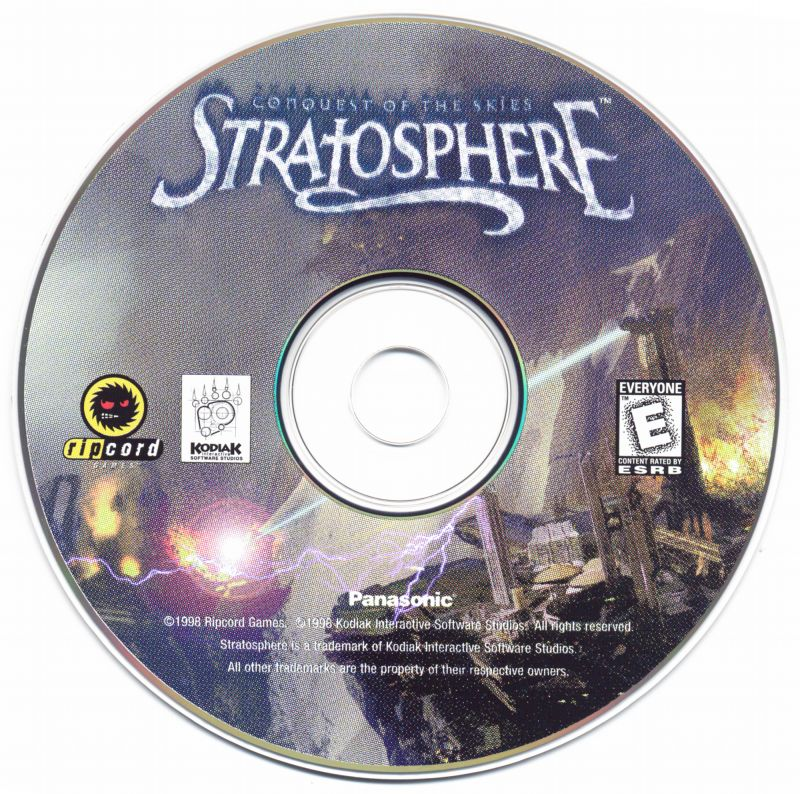 Stratosphere: Conquest of the Skies Windows Media