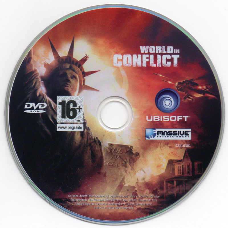 World in Conflict Windows Media