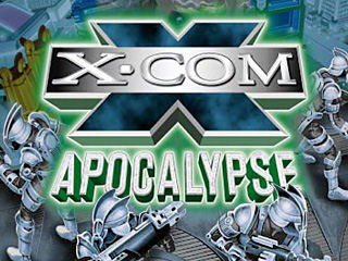 X-COM: Apocalypse Windows Front Cover