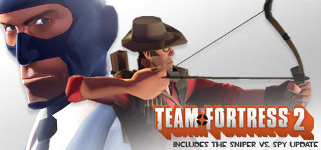 Team Fortress 2 Windows Front Cover Spy Vs Sniper Update (May 21, 2009)