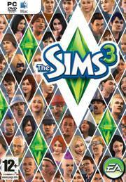 The Sims 3 Macintosh Front Cover