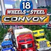 18 Wheels of Steel: Convoy Windows Front Cover