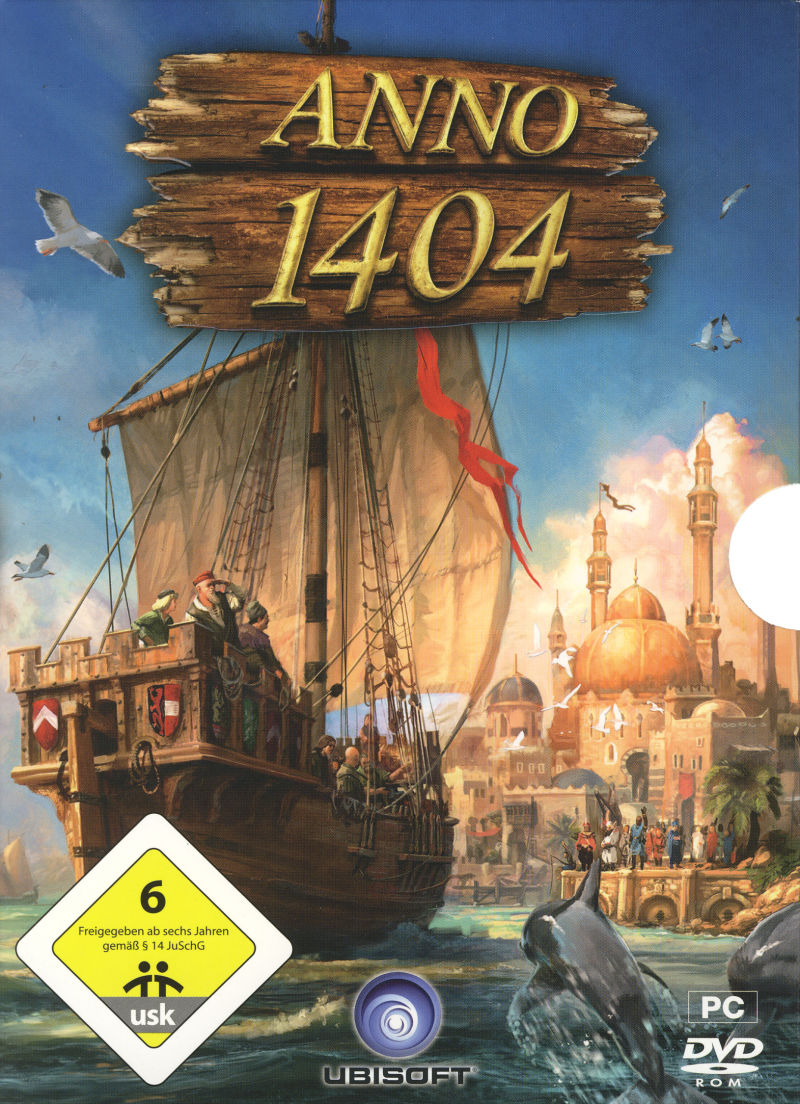 Dawn of Discovery Windows Front Cover