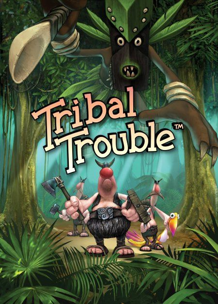 Tribal Trouble Linux Front Cover
