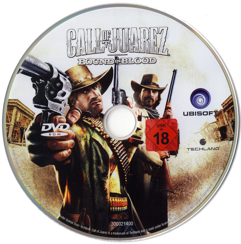 Call of Juarez: Bound in Blood Windows Media