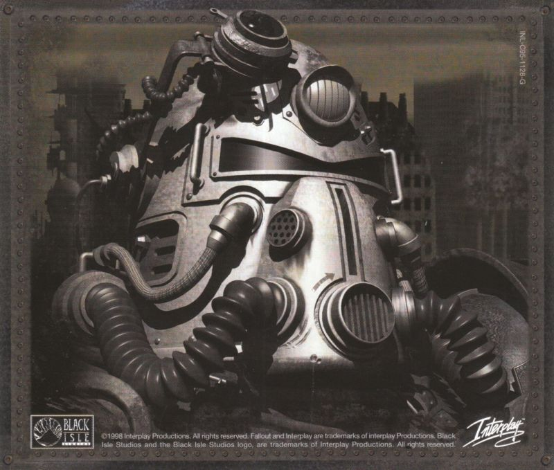 Fallout Apokalypse Windows Other Jewel Case - Back