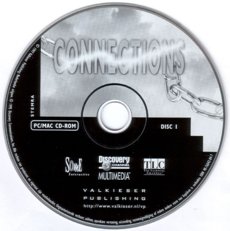 Connections Macintosh Media Disc 1/2