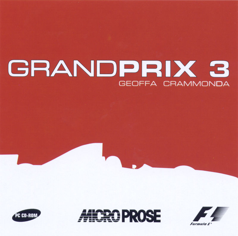 Grand Prix 3 Windows Other Jewel Case - Front