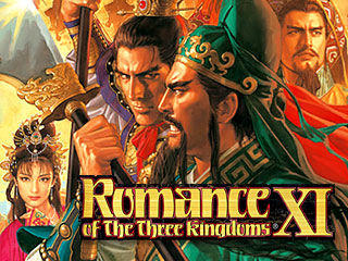 Romance of the Three Kingdoms XI Windows Front Cover